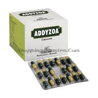 Препарат для лечения мужского бесплодия Аддизоа Чарак / Charak Pharma Addyzoa Capsules