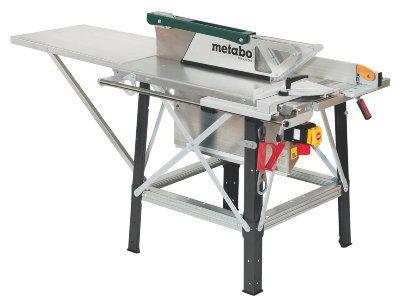 Строительная дисковая пила METABO BKS 450 PLUS 5,5/400/3 0104605000