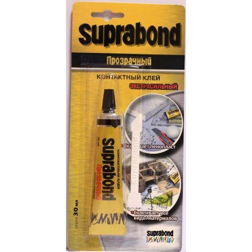 """Контактный прозрачный клей """"Suprabond"""""""