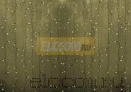 """Гирлянда """"Светодиодный Дождь"""" 2х1,5м, постоянное свечение, прозрачный провод, 220В, диоды ТЁПЛО БЕЛЫЕ, NEON-NIGHT"""