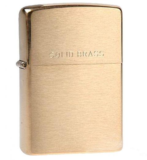 Зажигалка Zippo Antique Brass 204