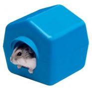 Ferplast ISBA 4638 Пластиковый домик для хомяков