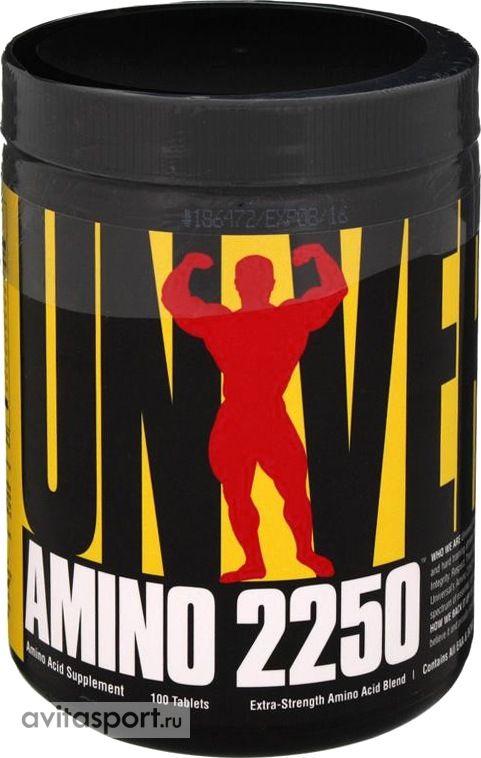 Amino 2250 (100 табл.)