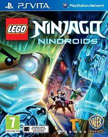 Игра Lego Ninjago Nindroids (PS VITA)