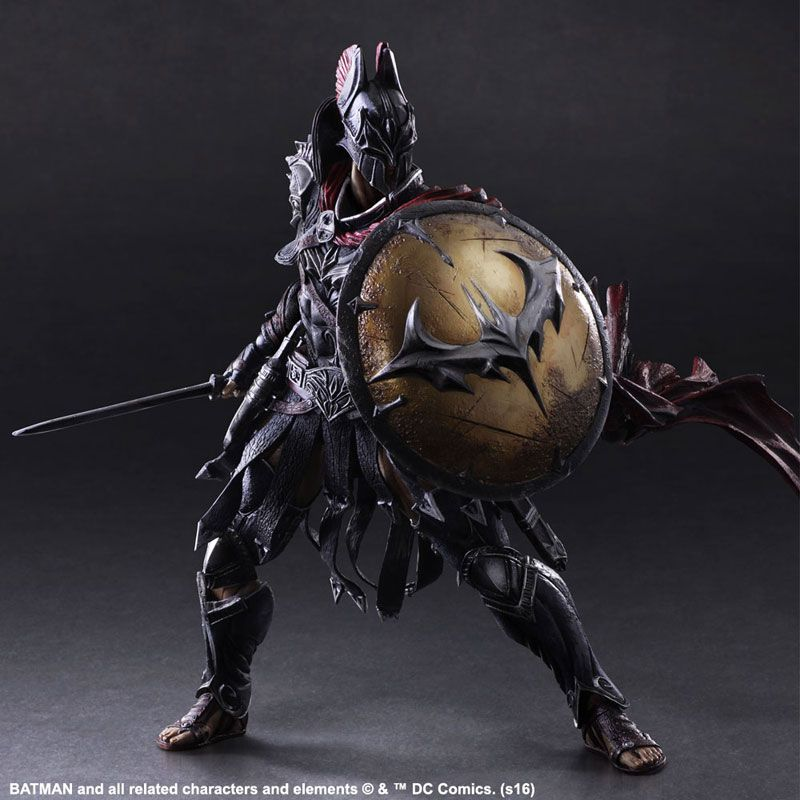 Фигурка Play Arts Kai DC Comics Batman: Timeless Sparta