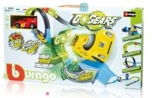 """Bburago Игровой набор """"Скоростная трасса с машинкой Go Gears"""""""
