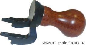 Рукоять задняя круглая для торцовочного рубанка Veritas Low-Angle Block Plane 160 мм / 12 05P22.03 00000003065