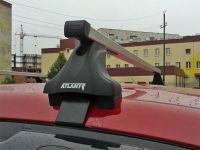 Багажник на крышу Ford Kuga, Атлант, прямоугольные дуги