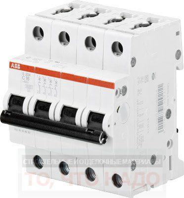 Автоматический Выключатель 32А 4Р ABB S204