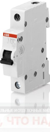 Автоматический Выключатель 10А 1Р ABB SH201L