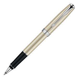 Ручка-роллер Parker Sonnet`10 Cisele Decal T535 Silver CT S0912510
