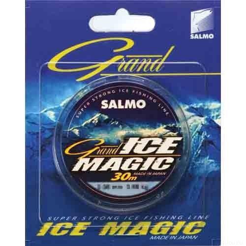 Купить Леска монофильная зимняя Salmo GRAND ICE MAGIC 30 м