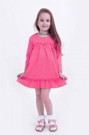 Платье для девочки Сердце