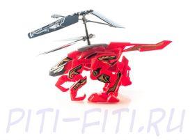 Silverlit. 2-х канальный вертолет Перехватчик