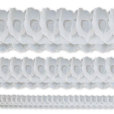 Гирлянда Декор 36м белая