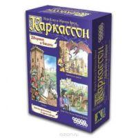 Дополнение к игре Каркассон Дворяне и башни