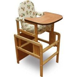 """Стульчик для кормления стол стул """"Карапуз"""" с 6 мес.до 6 лет"""