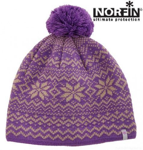Шапка женская Norfin Women Finland (Артикул: 305758)  - купить со скидкой