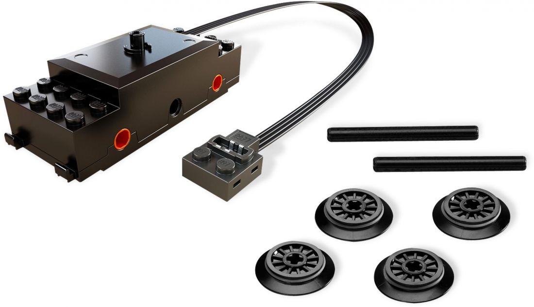 Моторная тележка для поезда. Конструктор ЛЕГО 88002 Power Functions