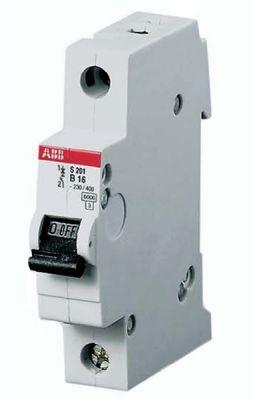 ABB Aвтоматический выключатель 1-полюсной серия S