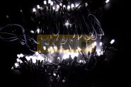 "Гирлянда ""Дюраплей LED"" 100% Flashing, 20м, 200 диодов, Белая NEON-NIGHT"