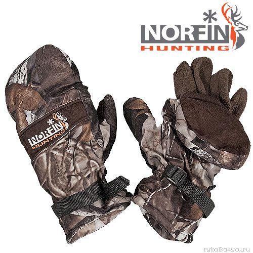 Купить Перчатки-варежки NORFIN Hunting Staidness 760-S