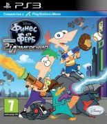 Игра Финес и Ферб: Покорение второго измерения (PS3)