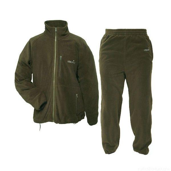 Купить Костюм флисовый для рыбалки и охоты Norfin Mild Line (Артикул: 326006)