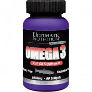 Ultimate Nutrition Omega 3 (90, 180 капс.)