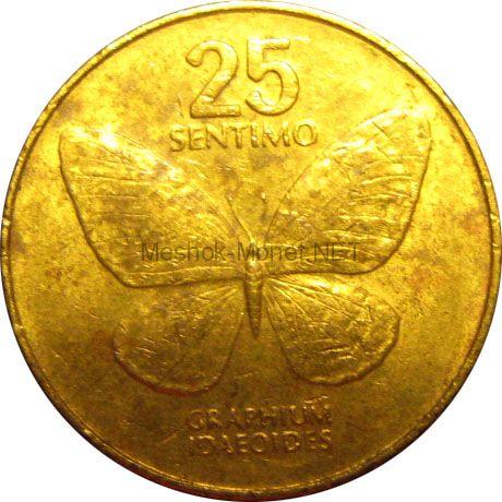 Филиппины 25 сентимо 1994 г.