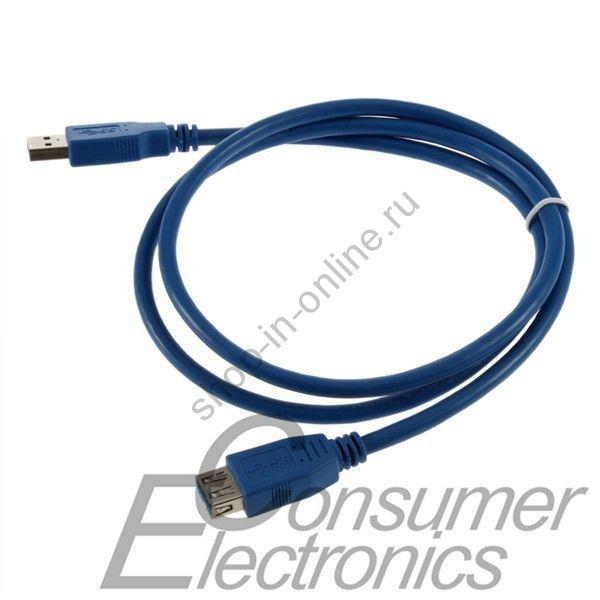 USB 3.0 А удлинитель 1 м 3FT