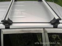 Багажник на крышу Ford Focus, Атлант, крыловидные дуги