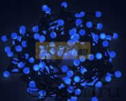 """Гирлянда """"LED - шарики"""", Ø17,5мм, 20 м, цвет свечения синий, 220В, Neon-Night"""