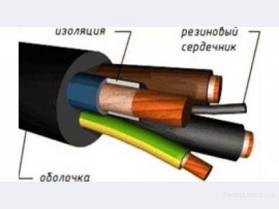 КГ кабель силовой гибкий