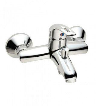 Смеситель VIDIMA B7712AA/BA016AA Сева Луп ванны с аксессуарами, хром
