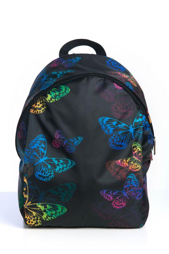 Рюкзак ПодЪполье Iridescent butterflies