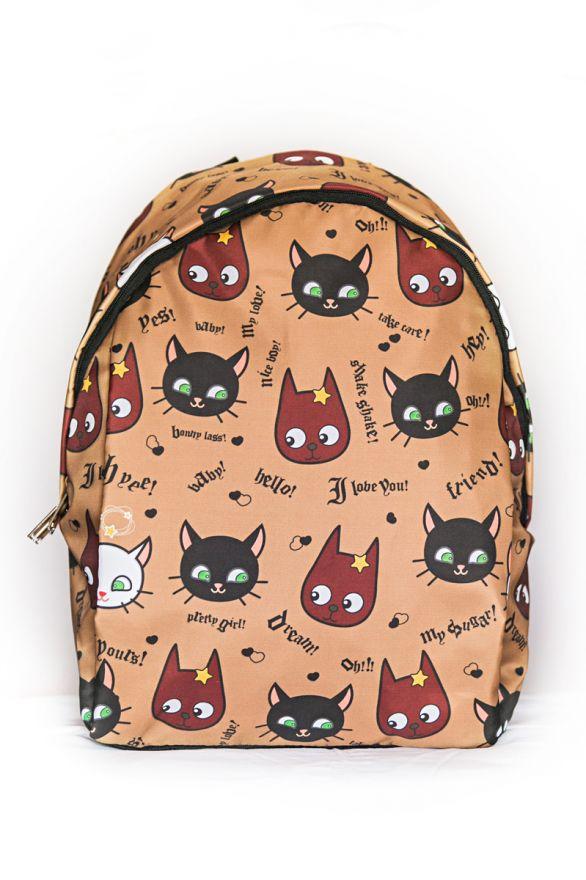 Рюкзак ПодЪполье Loving cats
