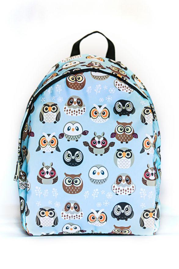 Рюкзак ПодЪполье Beautiful brown owl