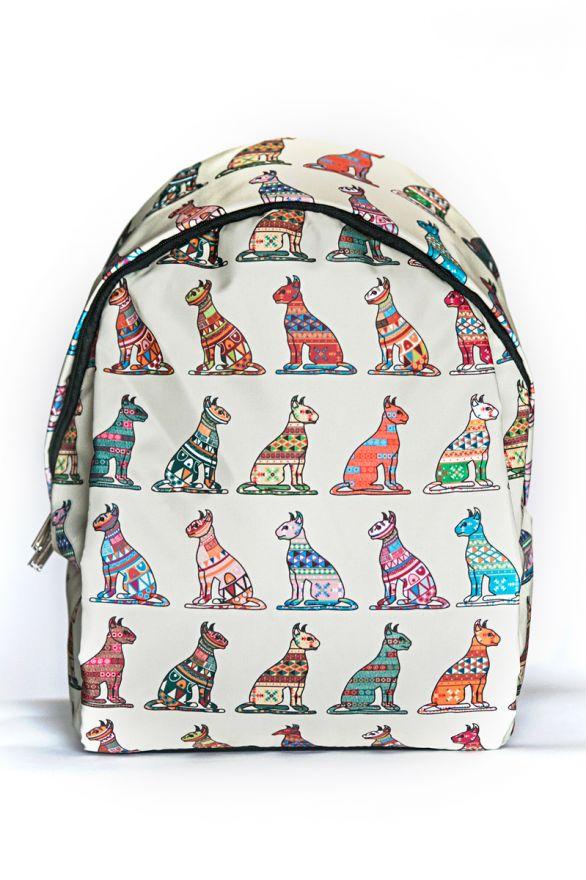 Рюкзак ПодЪполье Egyptian cats