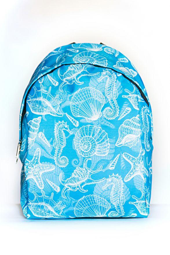 Рюкзак ПодЪполье Blue sea