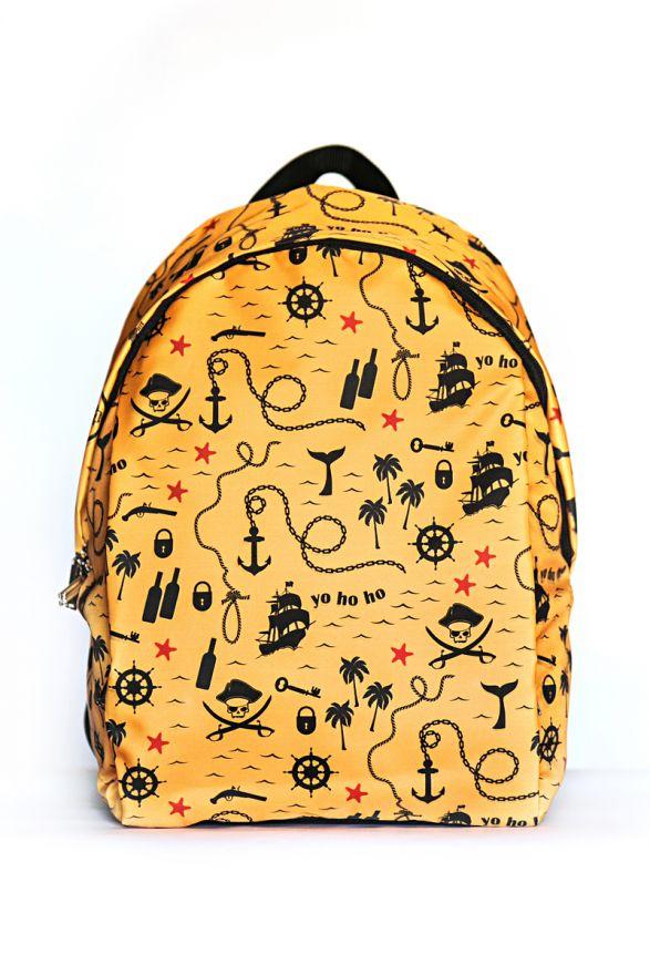 Рюкзак ПодЪполье Pirates