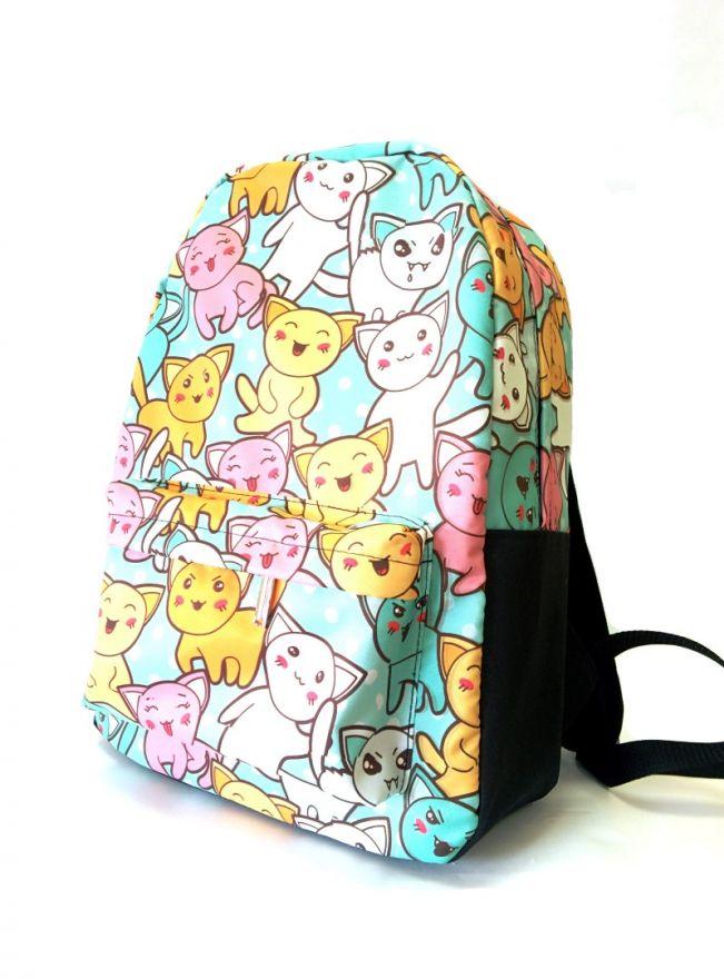 Рюкзак ПодЪполье Cats in the Japanese style