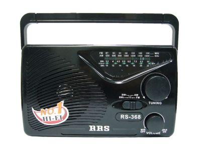 Радиоприёмник RSS RS-368 р/п сетевой