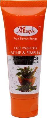 Средство для умывания против прыщей и угрей Меджик Аюрведа / Magic Ayurveda Acne Face Wash