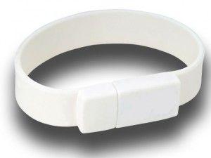 32GB USB-флэш накопитель Apexto U601A браслет белый