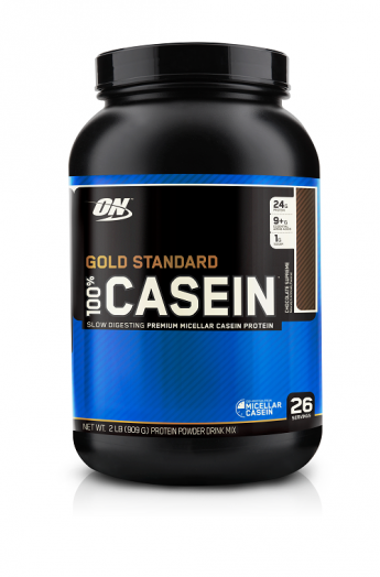 OPTIMUM NUTRITION 100% Casein Protein 2 lb (909гр.) - печенье скл2 1-2дня