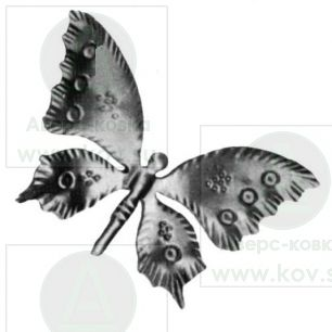 "6247.1 ""Бабочка ""Декоративная"""