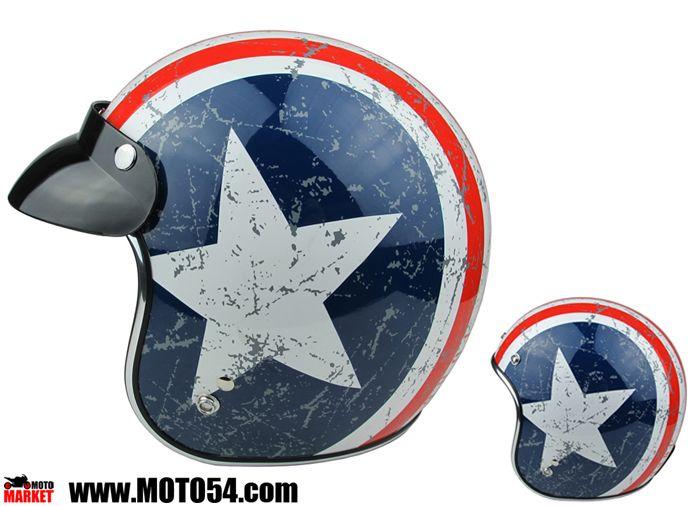 Мото шлем TORC V541