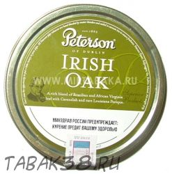 Табак трубочный PETERSON IRISH OAK 50гр