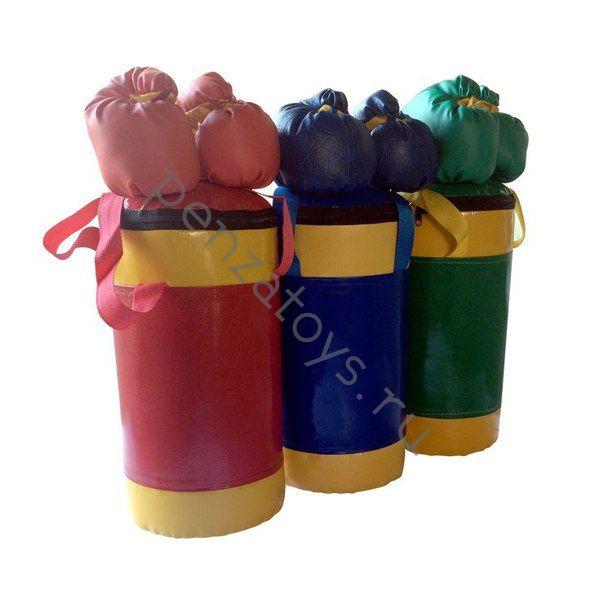 Набор боксерский детский (груша+перчатки)
